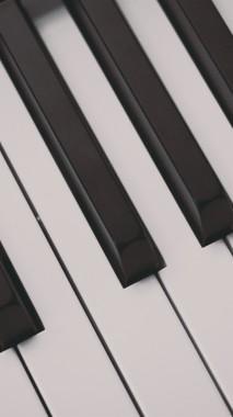 Iphone Wallpaper Piano Keys Musical Theme Iphone Old Piano 1080x1920 Download Hd Wallpaper Wallpapertip