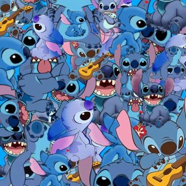 2 21111 freetoedit wallpaper stitch blue art interesting stitch halloween