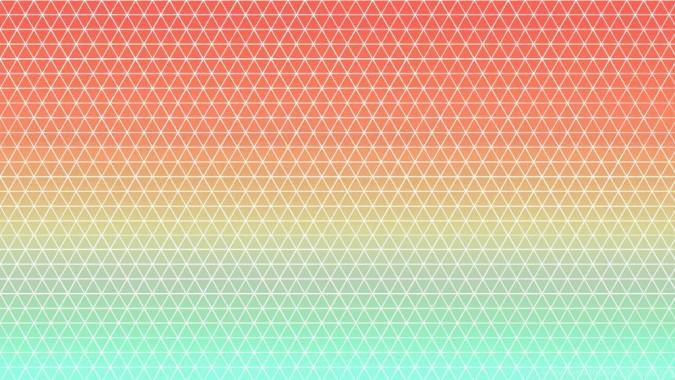 2 24365 triangle aesthetic wallpaper minimalist mustard yellow background