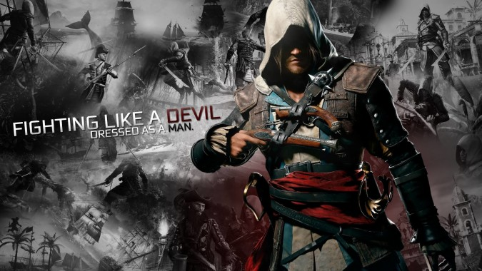 Assassin S Creed Black Flag 1280x800 Download Hd Wallpaper