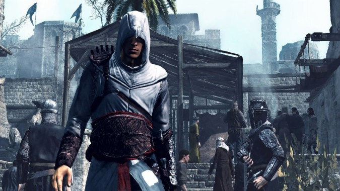 Assassins Creed Wallpaper First Assassins Creed Game 1920x1080 Download Hd Wallpaper Wallpapertip