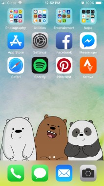 20 206712 we bare bears iphone wallpaper free download we