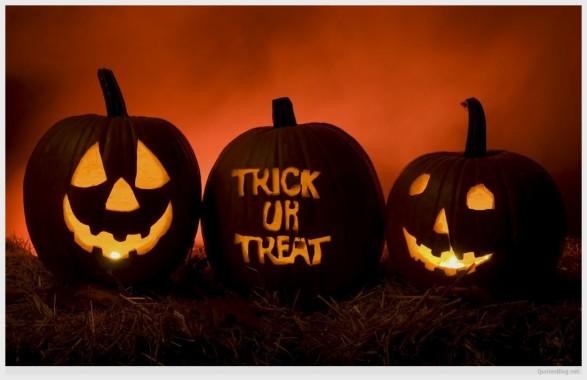 Image For Halloween Wallpaper Tumblr Trick Or Treat Pumpkin Writing 1100x711 Download Hd Wallpaper Wallpapertip