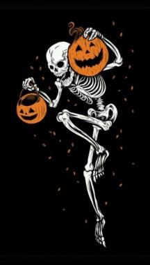 Halloween Wallpaper Tumblr Aesthetic Halloween Backgrounds 890x1362 Download Hd Wallpaper Wallpapertip