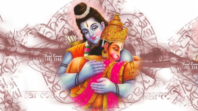 Animated Lord Rama Hd - 1280x720 - Download HD Wallpaper ...