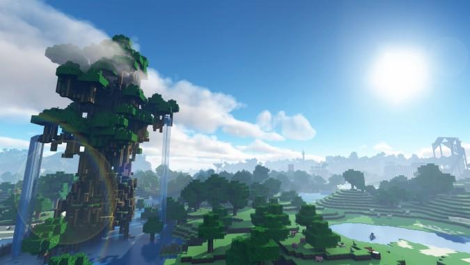 Cool Minecraft Desktop Backgrounds Hd