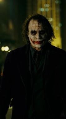 Heath Ledger Joker Phone Background 607x1080 Download Hd Wallpaper Wallpapertip