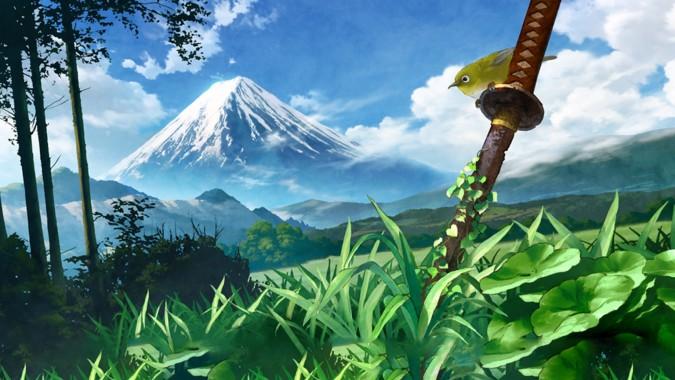 Anime Landscape Wallpapers 1920x1200 Download Hd Wallpaper Wallpapertip