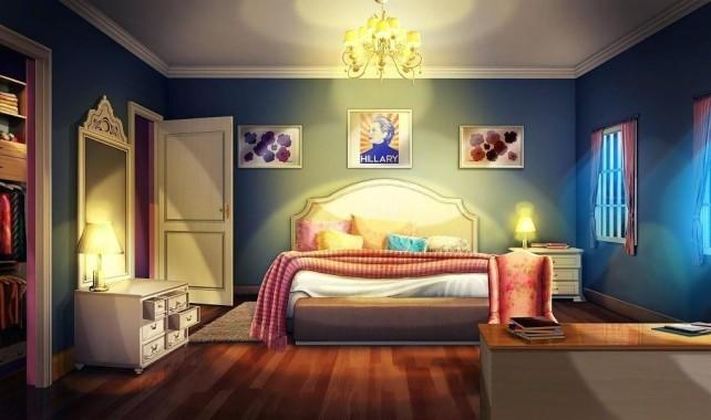 Anime Room Wallpaper 1680x1050 Download Hd Wallpaper Wallpapertip