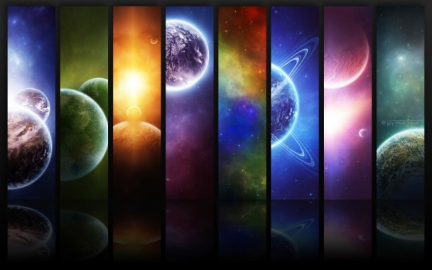 Colorful Galaxy Background Hd 1920x1080 Download Hd Wallpaper Wallpapertip