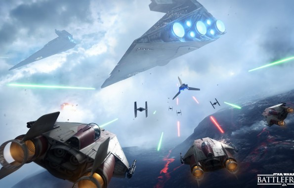 645080 Title Star Wars Battle Scene Video Game Star Star Wars Empire At War 1600x1200 Download Hd Wallpaper Wallpapertip
