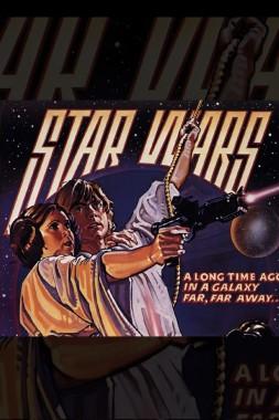 Star Wars Lock Screen By Johnhorneguitar Customization Star Wars Circus Poster 640x960 Download Hd Wallpaper Wallpapertip