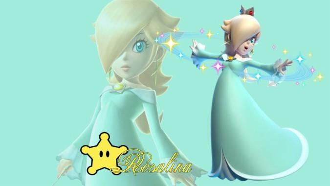 Rosalina Wallpaper By Zetsujvh Rosalina Super Mario 3d World Cat Peach 1024x576 Download Hd Wallpaper Wallpapertip