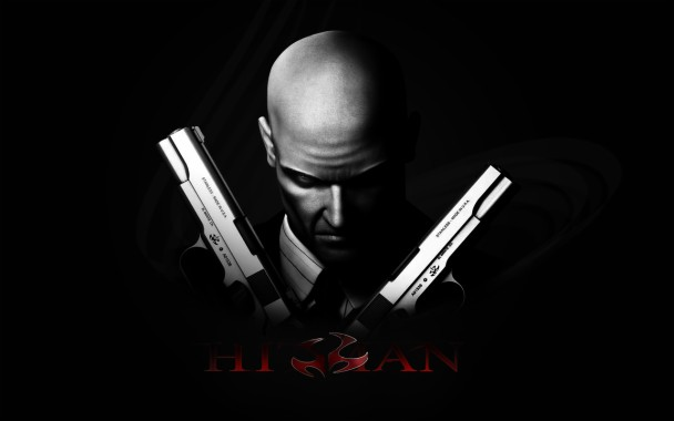 Agent 47 Hitman Logo 1280x800 Download Hd Wallpaper Wallpapertip