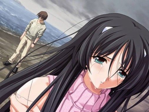 27 270262 breakup couple wallpaper anime couple break up