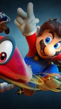 Mario Odyssey Wallpaper Iphone 290x515 Download Hd Wallpaper