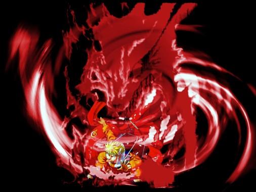 Download Wallpaper Kyubi Naruto Obito Kakashi Free Kyuubi Wallpaper Hd 1600x1052 Download Hd Wallpaper Wallpapertip