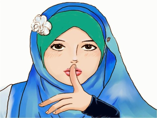 29 296702 wallpaper muslimah cute illustration