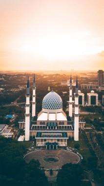 29 296721 wallpaper masjid sultan salahuddin abdul aziz muslim hd