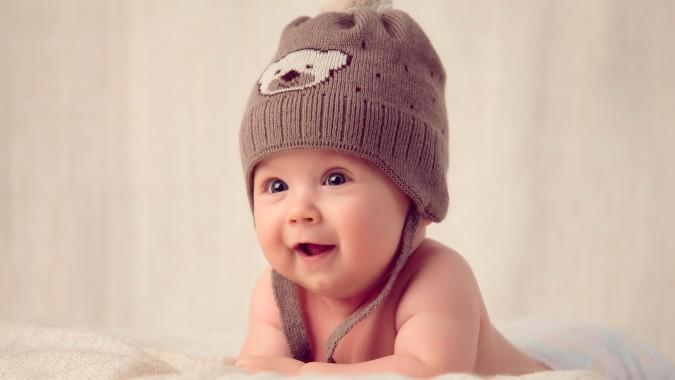 Blue Baby Monkey Wallpaper For Kids Room Baby Boy Wallpaper 1200x745 Download Hd Wallpaper Wallpapertip