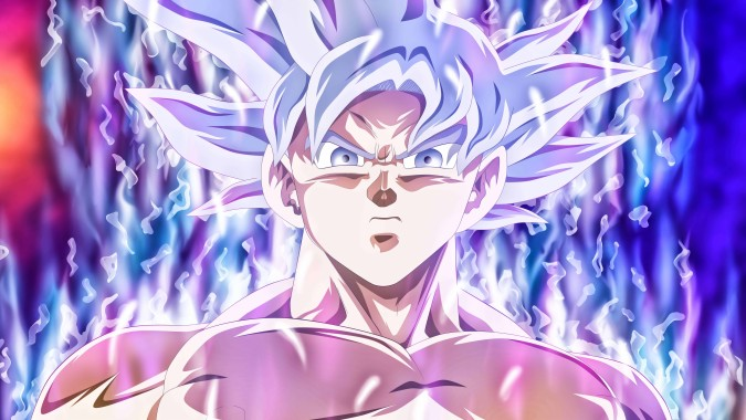 Dragon Ball Goku Mastered Ultra Instinct Uhd 8k Wallpaper Mastered Ultra Instinct 4k 7680x4320 Download Hd Wallpaper Wallpapertip