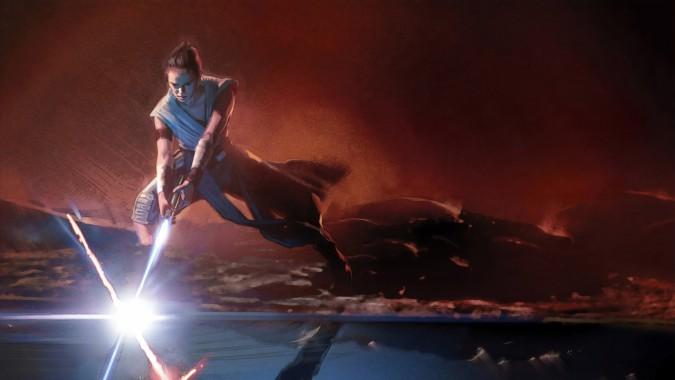 Star Wars The Rise Of Skywalker 2019 Poster Kylo Ren And Rey Rise Of Skywalker 3840x2160 Download Hd Wallpaper Wallpapertip