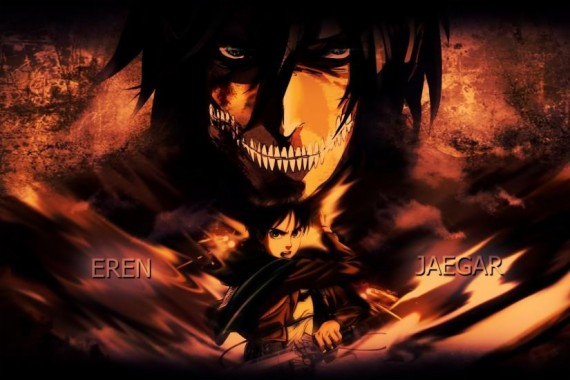 Attack On Titan Wallpaper For Android 50 Src Attack Attack On Titan Wallpaper Titan Eren 825x550 Download Hd Wallpaper Wallpapertip