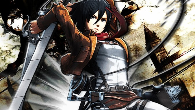 Mikasa Ackerman 1280x720 Download Hd Wallpaper Wallpapertip