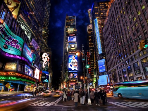 New York Times Square 1024x768 Download Hd Wallpaper Wallpapertip