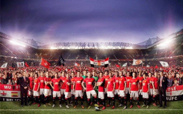 Manchester United 1049x630 Download Hd Wallpaper Wallpapertip