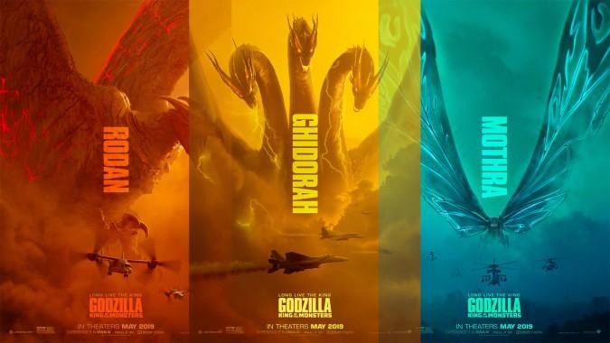 Godzilla King Of Monsters Hd 1920x1080 Download Hd Wallpaper Wallpapertip