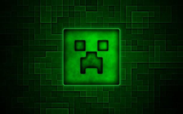 Old Windows Creeper Minecraft 1280x720 Download Hd Wallpaper Wallpapertip