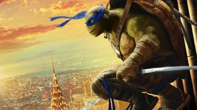Leonardo Teenage Mutant Ninja Turtles 2016 1280x720 Download