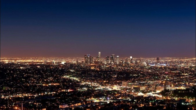 Griffith Observatory Los Angeles Wallpaper Los Angeles 1920x1080 Download Hd Wallpaper Wallpapertip