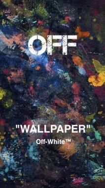 Off White Wallpaper Off White Wallpaper Iphone 8 576x1024 Download Hd Wallpaper Wallpapertip