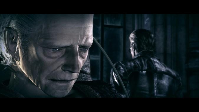 Gallery For Resident Evil Wesker Wallpaper Data Wesker
