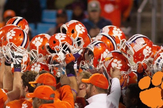 Clemson Tigers Backgrounds Free Download Page 2 Of Ohio State Buckeyes Beat Clemson Fiesta Bowl 825x550 Download Hd Wallpaper Wallpapertip