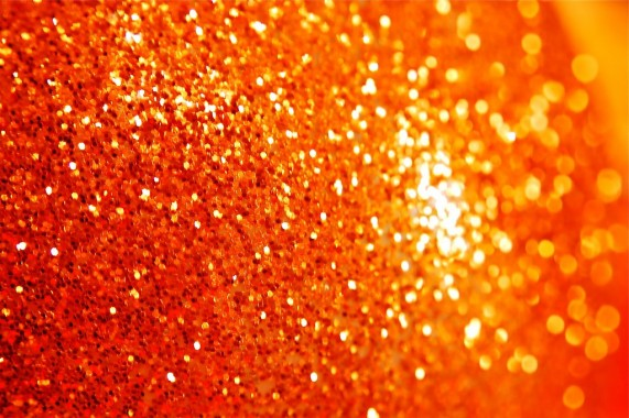 Dark Glitter Background For Download - Ombre Red To Orange ...