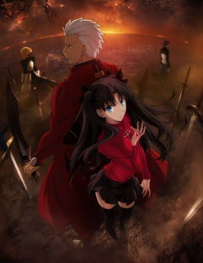 Fate Stay Night Unlimited Blade Works Rin Tohsaka Archer Fate