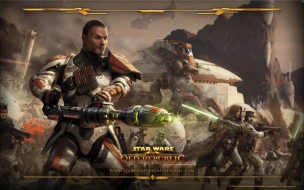 Star Wars Old Republic Wallpaper 4k 748x421 Download Hd Wallpaper Wallpapertip