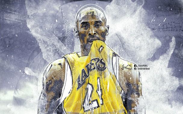Kobe Bryant 1366x768 Download Hd Wallpaper Wallpapertip