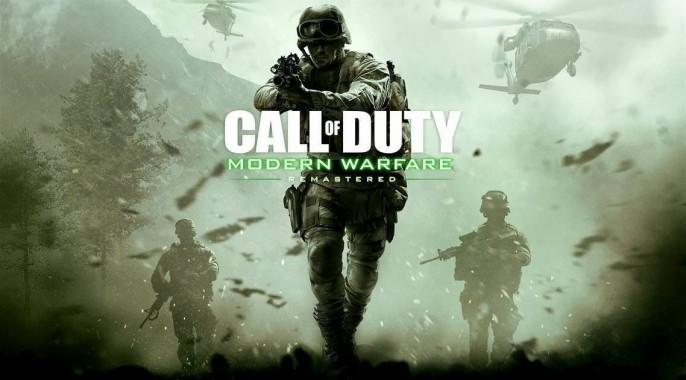 Call Of Duty Modern Warfare 2 Campaign Remastered 1920x1080