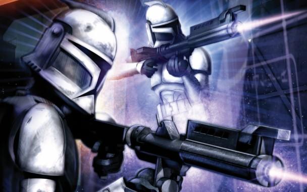 107693 Title Sci Fi Star Wars Clone Trooper Wallpaper Star Wars Clone Wallpapers Hd 1920x1200 Download Hd Wallpaper Wallpapertip