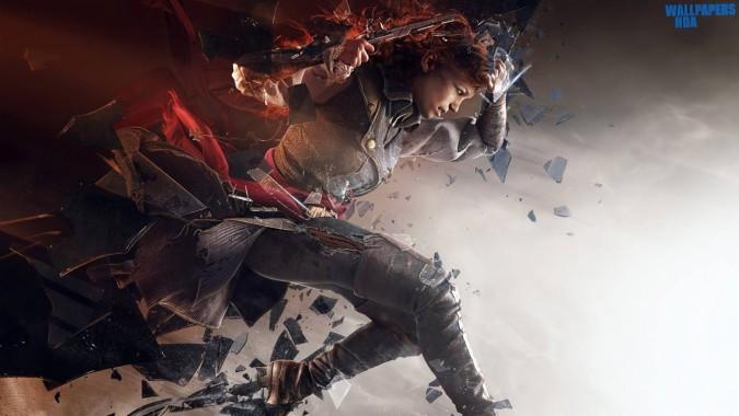 Assassins Creed Unity Elise Wallpaper Assassins Creed Unity Art