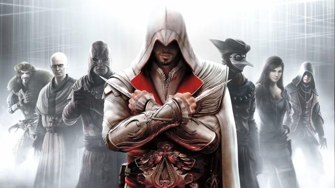 Assassin S Creed Brotherhood Wallpaper 4k 1920x1200 Download Hd Wallpaper Wallpapertip
