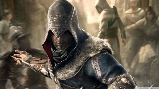 Assassins Creed Revelations Ezio 1600x900 Download Hd
