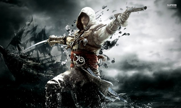 Assassins Creed Black Flag 1920x1080 Download Hd Wallpaper