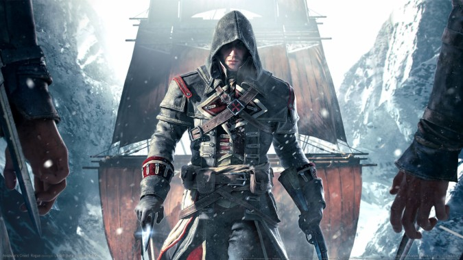Games Assassins Creed Rogue Wallpaper Background Images Assassin S Creed Unity 1920x1200 Download Hd Wallpaper Wallpapertip