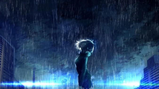 Anime Rain Wallpaper Engine 1280x720 Download Hd Wallpaper Wallpapertip
