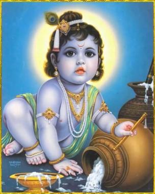 Whatsapp Krishna Baby Dp 769x960 Download Hd Wallpaper Wallpapertip
